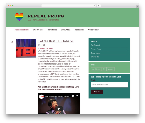 Chandigarh WordPress theme free download - repeal-prop-8.org