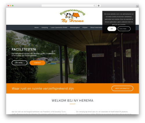 Enfold best WordPress theme - boerencamping-nyherema.nl