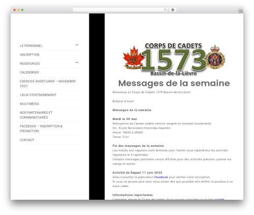 Density premium WordPress theme - cc1573.com
